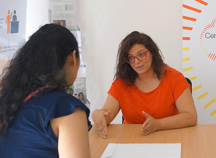 Консультационный центр по вопросам миграции в Тунисе